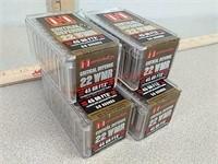200 rds Hornady Critical Defense 22 wmr ammo