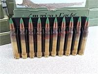 280 rds American Eagle 5.56 ammo ammunition FMJ