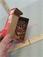 100 + 7 mm Cal bullets