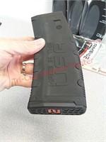4 new Amend2 30 round AR-15 rifle magazines 5.56
