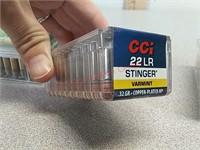 250 rds 22LR ammo ammunition Remington, CCI
