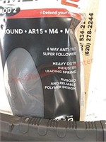 2 new Amend2 30 round AR-15 rifle magazines 5.56
