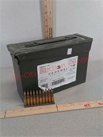 420 rds Federal 5.56 ammo ammunition in metal