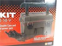 New Stealth cam 12 volt battery kit for trail
