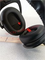 Allen electronic hearing protection and ameristep