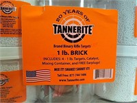 (12) 1 lb Tannerite shooting rifle explosive