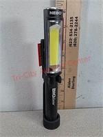 New Nebo LED big Larry flashlight with Magnetic