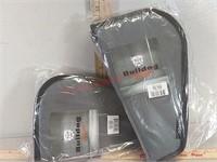2 new Bulldog pistol rug padded cases