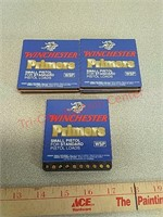 500 Winchester small pistol primers