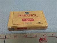 20 rds 223 Herters steel case ammo ammunition