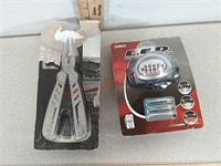 Multi tool, headlamp