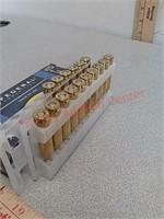 16rds, Federal .243cal 100gr ammo ammunition