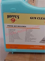 New Hoppe's pistol gun cleaning kit