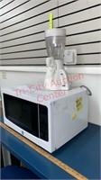 Kenmore Microwave tested & works & Hamilton Beach