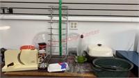 Kitchen Lot. Meat Slicer (tested & works), Elec.
