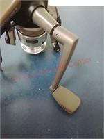 Quantum Hypercast II HC3 Fishing Reel & cover