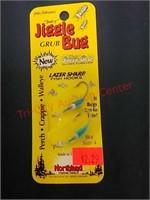 Jigging spoons, Bergie worms & Jiggle bugs