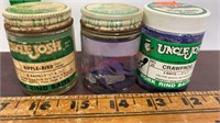 Lure Chargers, Pepper Spray, jar bait, & worms
