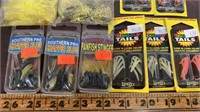 New Fishing Lures & Line Leader Connectors