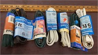 2 Silicone Water- Guard, 7 Extension Cords, &