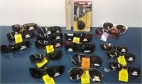 New Polarized sunglasses, clip `n  flip shades