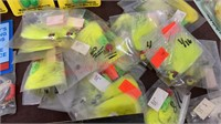 New Fishing Lures, Jigs, Spinners, etc