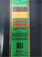 Nylon Twine & tape, survival kits, seat covers