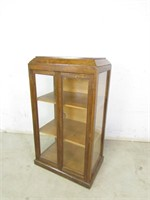 Stained Glass, Solid Wood,Storage Shelves, & So Much More!
