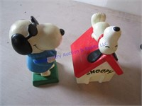 SNOOPY BANKS