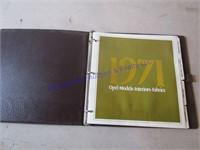 OPAL SELECTION BOOK