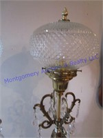 CUPID BRASS LAMPS