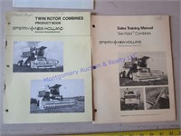 SPERRY NEW HOLLAND MANUALS