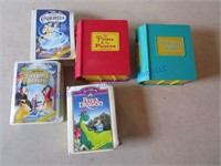DISNEY BOOKS WITH CHARACTERS