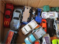 OLD TOY VEHICLES