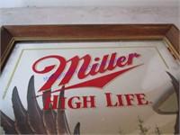 MILLER HIGH LITE SIGN