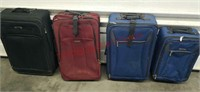 Lot of luggage