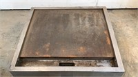 "Wells 22-1/2"" x 18"" Griddle G-13"