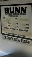 Bunn Brewer TU3Q CON. 03700-0025