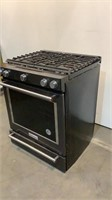 KitchenAid Stove KSGG700EBS1