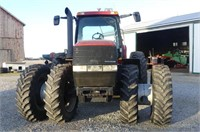 Case IH MX240 4WD Tractor (5244hrs)