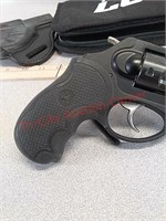 Ruger model LCR .38spl + p revolver gun pistol