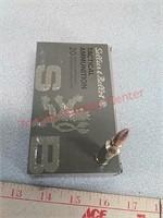 20 rds Sellier & bellot 6.5 Creedmoor 140gr ammo