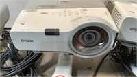 (6) Projectors with Mounts
