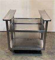 Stainless Steel Custom Cart