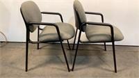(2) Hon Waiting Room Chairs