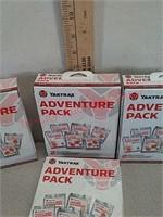 (4) Yaktrax 6 pack hand, body & toe warmers