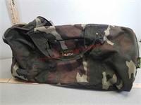 Camouflage range / gear bag, backpack and Husker