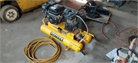 DeWalt Gas Powered Air Compressor