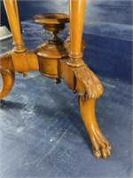 RARE VICTORIAN SIDE TABLE