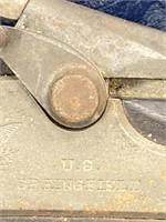 1864 US SPRINGFIELD CARTRIDGE CIVIL WAR RIFLE